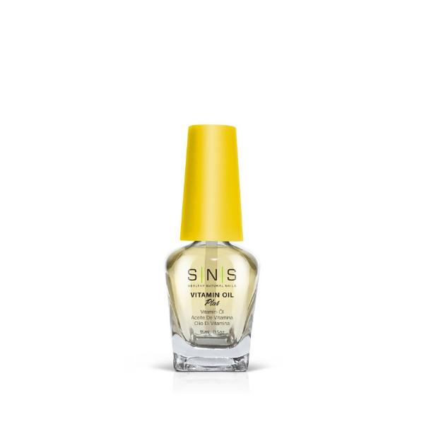 Vitamin oil nail