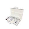footlogix maletim briefcase sales kit