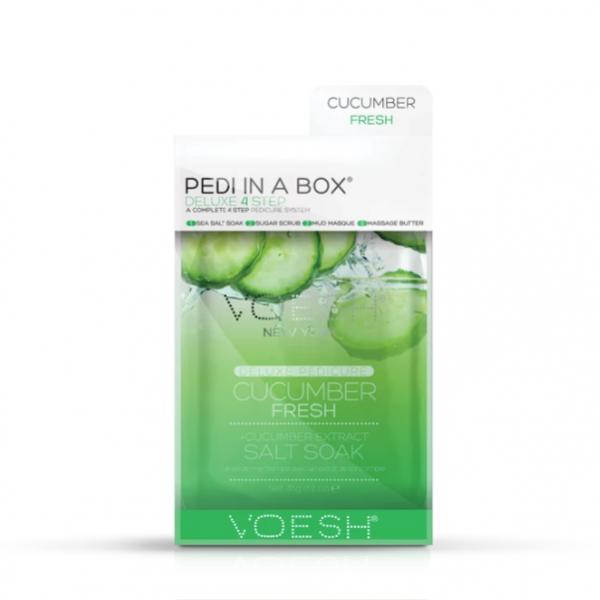 cucumber fresh pedi spa 4